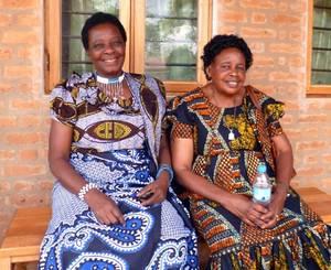 Mama Lucy und Mama Erica
