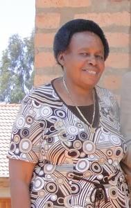 Dorfleiterin in Kilolo: Mama Erica