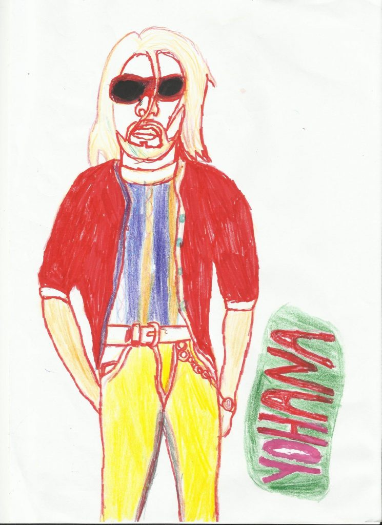 Kurt_Cobain_gemalt